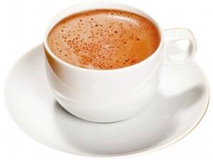 Кофе Американо с молоком